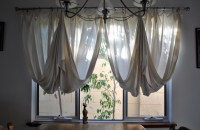 Dining room curtain ideas - large and beautiful photos ...