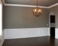 Dining room wainscoting - large and beautiful photos ...