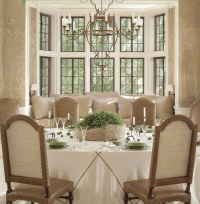 Dining room window treatments ideas - large and beautiful ...