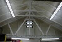 Garage ceiling