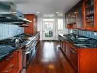 Small galley kitchen layout - large and beautiful photos ...