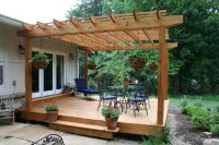 Arbor ideas backyard