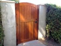 Backyard fence door - large and beautiful photos. Photo to ...