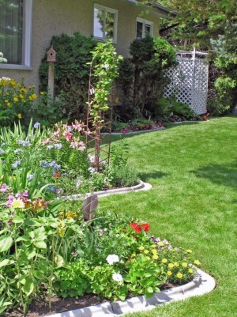 Backyard Garden Design Ideas Modern Backyard Garden Ideas To Help