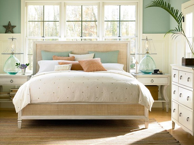 beach bedroom decorating ideas - large and beautiful photos. photo