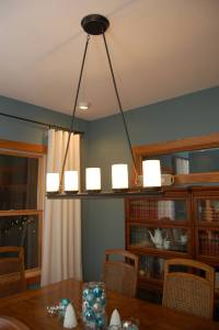 Dining room ceiling light fixtures - large and beautiful ...