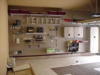 Garage decorating ideas