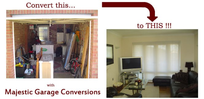 How To Convert A Garage Into Room