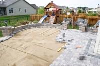 Pavers backyard - large and beautiful photos. Photo to ...