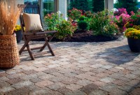 Pavers in backyard - large and beautiful photos. Photo to ...