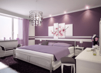 Plum colored bedroom ideas - large and beautiful photos ...