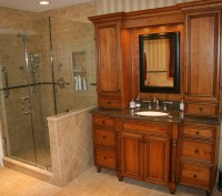 Remodeling ideas for bathrooms - large and beautiful ...