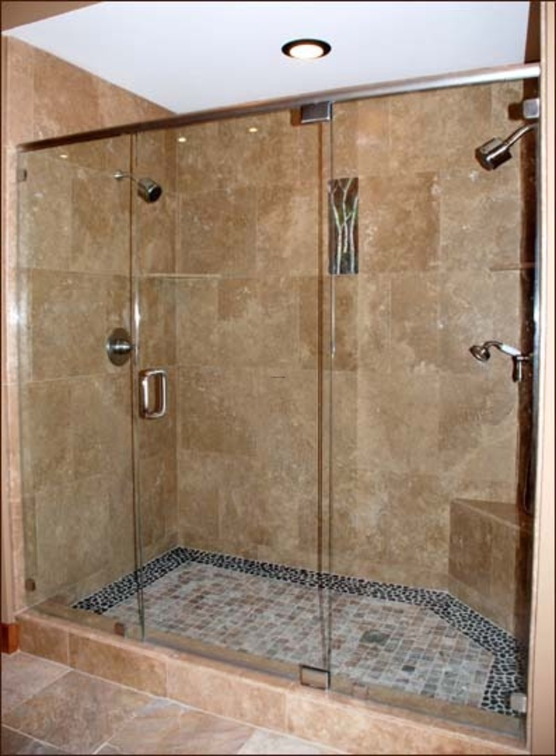 small bathroom shower ideas - large and beautiful photos. photo to