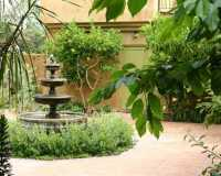 Tuscan backyard - large and beautiful photos. Photo to ...