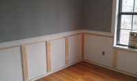 Wainscoting ideas for dining room - large and beautiful ...