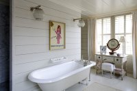 Wall coverings for bathrooms - large and beautiful photos ...