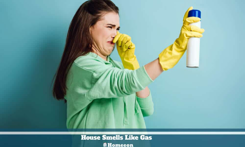 House Smells Like Gas – What To Do.