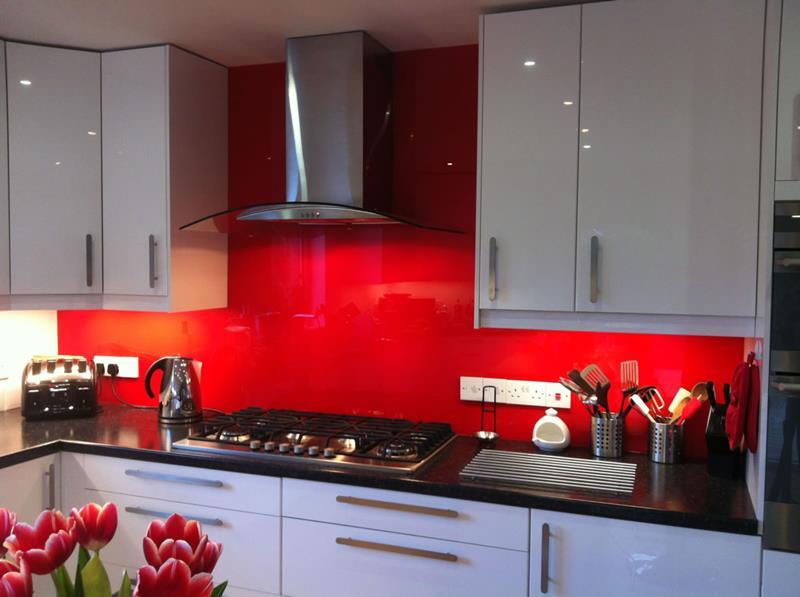 27 Thiết kế nhà bếp màu đỏ hoàn toàn tuyệt vời-21