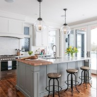 39+  The Good, the Bad and Kitchen Island with Built-in Seating Inspiration