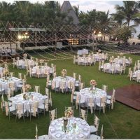 40+ Beautiful Garden Wedding Design Ideas And Decor