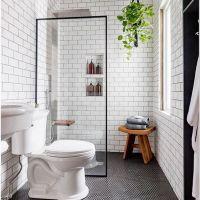 85+ Most Popular Small Bathroom Designs On A Budget 13