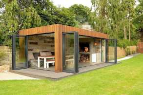 Incredible Cozy Outdoor Rooms Design And Decorating Ideas 0004