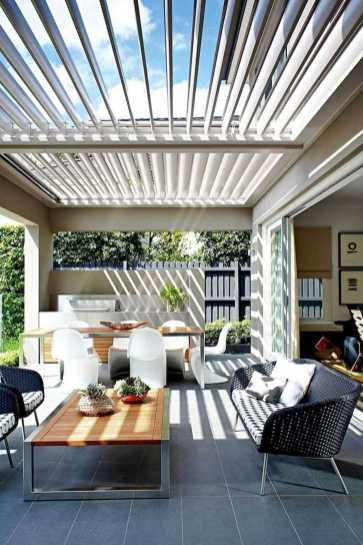 Incredible Cozy Outdoor Rooms Design And Decorating Ideas 0021