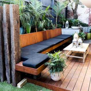 Incredible Cozy Outdoor Rooms Design And Decorating Ideas 0027