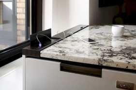 Functional Kitchen Charging Stations 0025