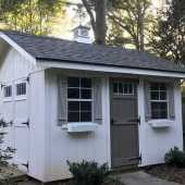 Wooden Sheds Ideas For Installing 0016