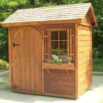 Wooden Sheds Ideas For Installing 0017