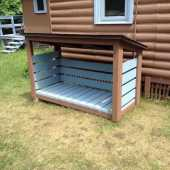 Wooden Sheds Ideas For Installing 0019