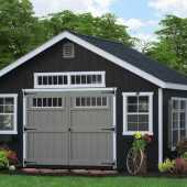 Wooden Sheds Ideas For Installing 0024