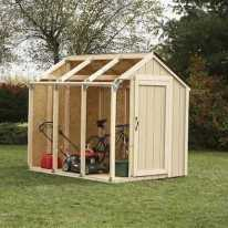Wooden Sheds Ideas For Installing 0029