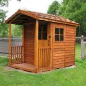 Wooden Sheds Ideas For Installing 0032