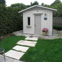 Wooden Sheds Ideas For Installing 0036