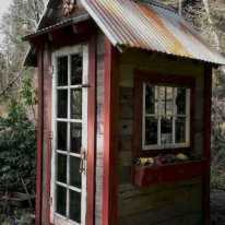 Wooden Sheds Ideas For Installing 0038
