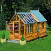 Wooden Sheds Ideas For Installing 0040