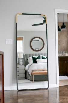 Using a Wall Mirror