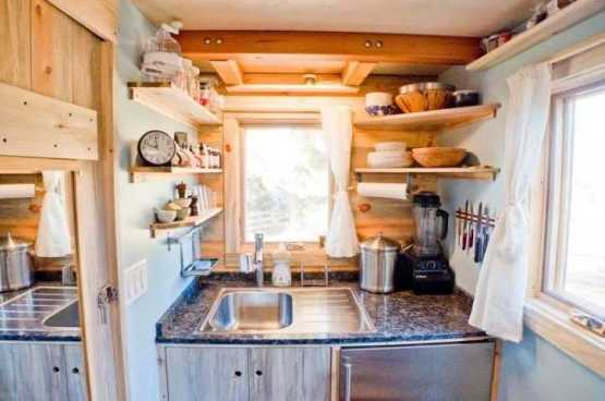 Clever Tiny House Kitchen Ideas0011