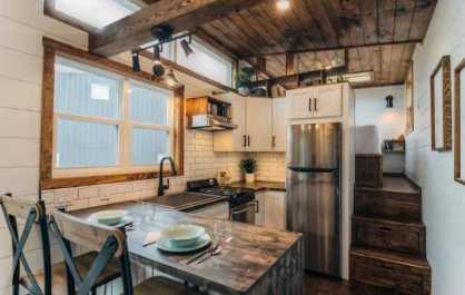Clever Tiny House Kitchen Ideas0026