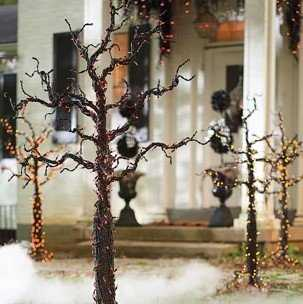DIY Halloween Decorating Ideas & Projects0011