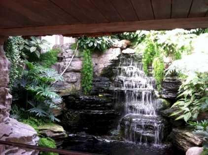 Wall Waterfall Outdoor Fountain Kits0010