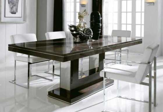 Durable Marble Kitchen Table8