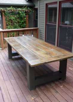 Outdoor Table0002