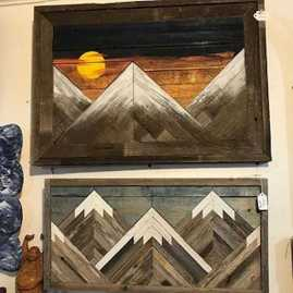 Repurposed Wood Wall Art0004