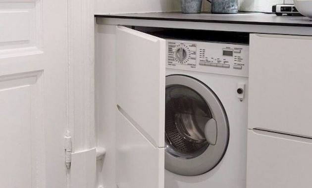 Creative Ways To Hide A Washing Machine In Your Home 14 554x830