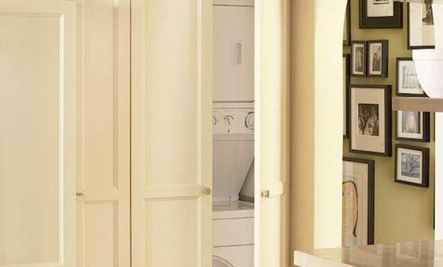 Creative Ways To Hide A Washing Machine In Your Home 22