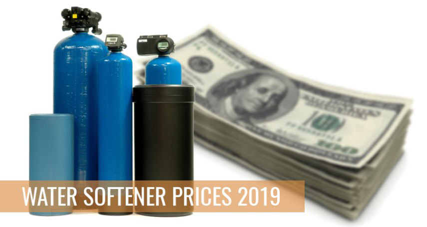 Water Softener Prices 2020 – How Much Does a Water Softener System Cost?