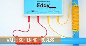 water softening process